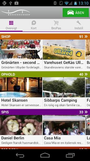 【免費旅遊App】Øresundsbron-APP點子