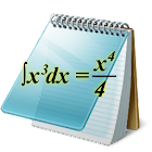Equation writer. icon