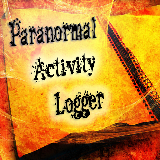 Paranormal Activity Logger LOGO-APP點子