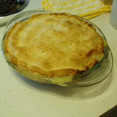 Terry's Favorite Easy Chicken Pie