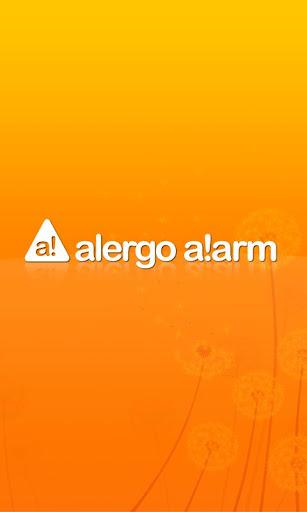 ALERGO ALARM