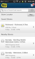 Screenshot of Best Buy Canada