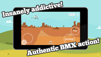 Screenshot of Pumped: BMX