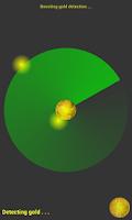 Screenshot of Gold Detector Radar (fun)