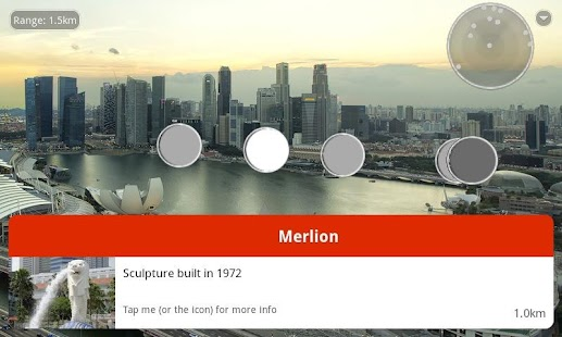 Singapore Icons - screenshot