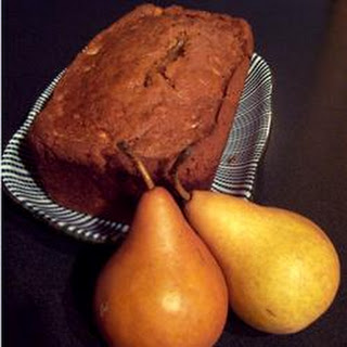 Fresh Pear Bread