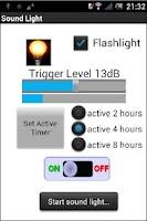 Screenshot of Sound Light