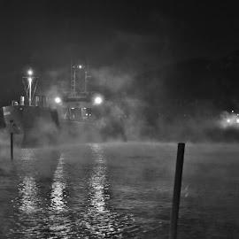 by Tim Kristiansen - Transportation Boats
