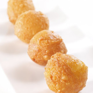 Gruyere-and-Parmesan Beignets