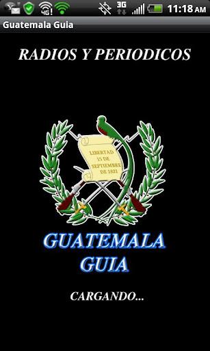 Guatemala Guia