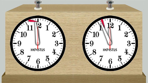 Real Chess Clock