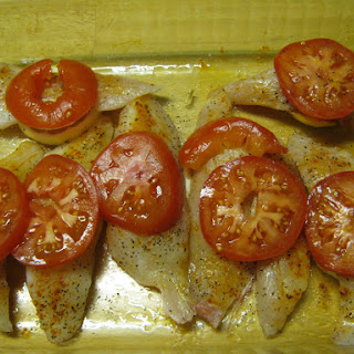Baked Ocean Perch Recipes