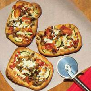 Ratatouille Pizzas