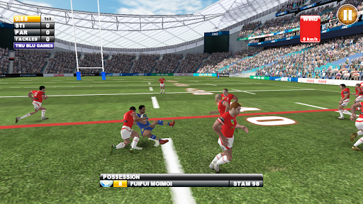 Rugby League Live 2: Gold - screenshot
