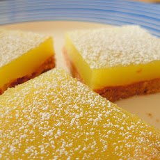 Anna's Delicious Lemon Bars