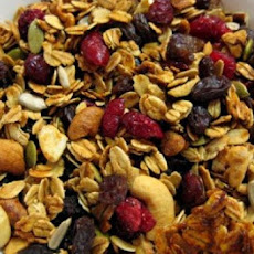 Dean Ornish's Granola from His Reversal Diet