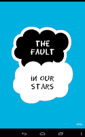 Screenshot of The Fault In Our Stars Quotes