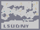Thumbnail of the map 'It's Lsudny, not Isudny'