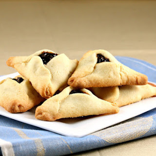 Hamantaschen with Prune Lekvar