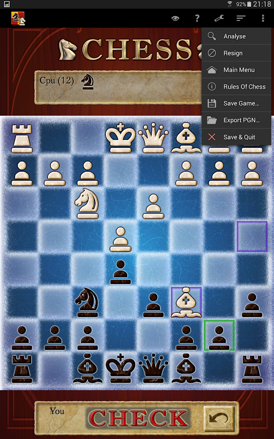 Chess Free Screendshot 16