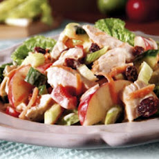Sweet Leftover Turkey Salad
