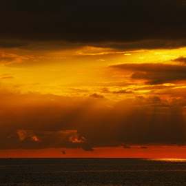And There Is Hope by Christofel Manoppo - Landscapes Sunsets & Sunrises