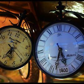 Antique clocks by Prasanta Das - Artistic Objects Antiques ( clocks, antique, sale )