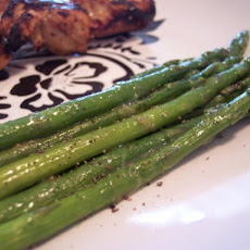 Asparagus Salad with Lime Vinaigrette