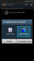 Screenshot of Video Converter