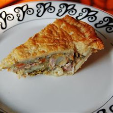 Best Turkey Pie