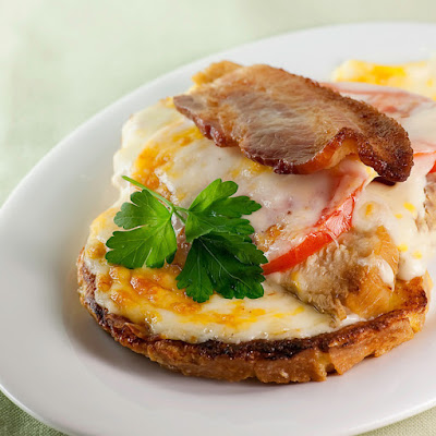 Kentucky Hot Brown!