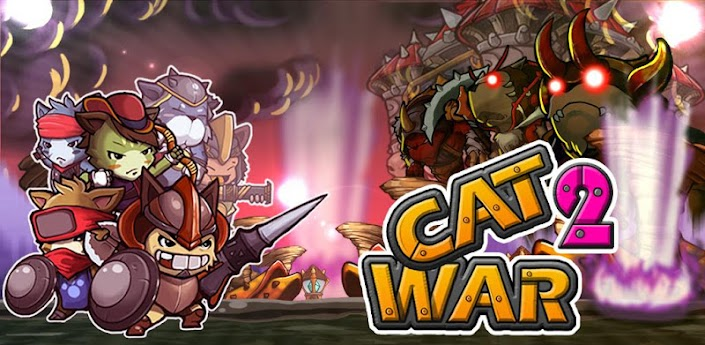 Cat War2 v1.8 – Android Games (by WestRiver)