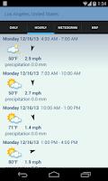 Screenshot of Intelligent Weather