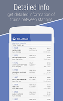 Screenshot of Rail Jankari - Indian Railways