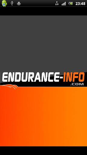Endurance info mobile