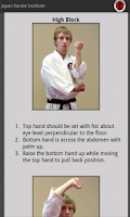 Screenshot of Japan Karate Institute Free