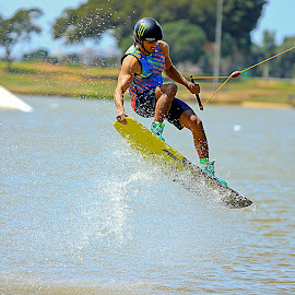 LAKE TELAVIV by JOel Adolfo - Sports & Fitness Watersports ( sports&fitness )