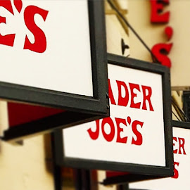 Many Joe's for 1 store by Bill (THECREOS) Davis - City,  Street & Park  Markets & Shops ( signs, red, store, side, california, soma, iphone, san francisco )