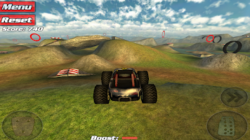 Screenshot of Crash Drive 3D - Offroad race
