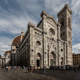 Duomo, Florence by Rick McEvoy - Buildings & Architecture Public & Historical ( building, florence, tuscany, church, www.rickmcevoyphotography.co.uk, rick mcevoy photography, exterior, italy )
