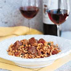 Cavatappi with Veal Ragu