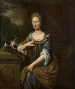 RIJKS: Jan Verkolje (I): painting 1691