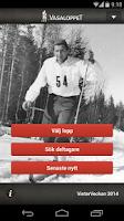 Screenshot of Vasaloppet Vinter 2015