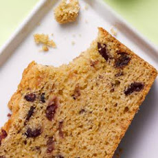 Lemon-Cherry Tea Bread
