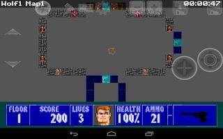 Screenshot of ECWolf