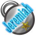 Jeremiah Name Tag icon