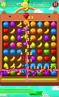 Screenshot of Fruit Bump - Boom!