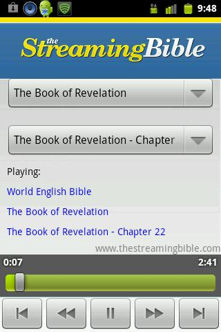 World English Audio Bible