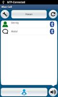 Screenshot of Blue Call