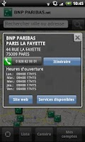 Screenshot of SPOT BNP Paribas